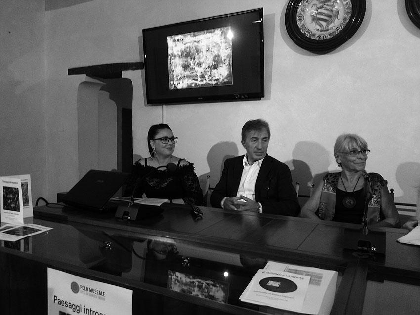 Paolo Ciabattini<br /> ed Elettra Cipriani